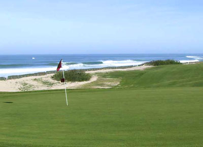Golf de chiberta - links Anglet