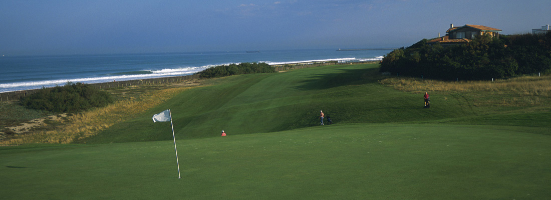 Golf de chiberta Links