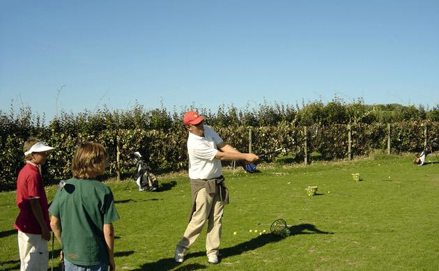 Golf Attitude : école de golf