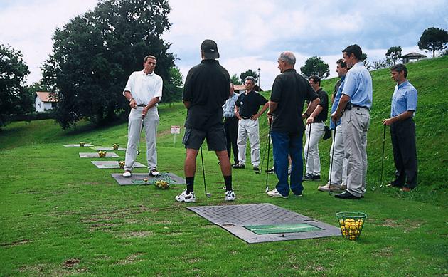 Golf Attitude : animations entreprises