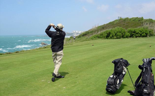 Golf Attitude : stages de golf