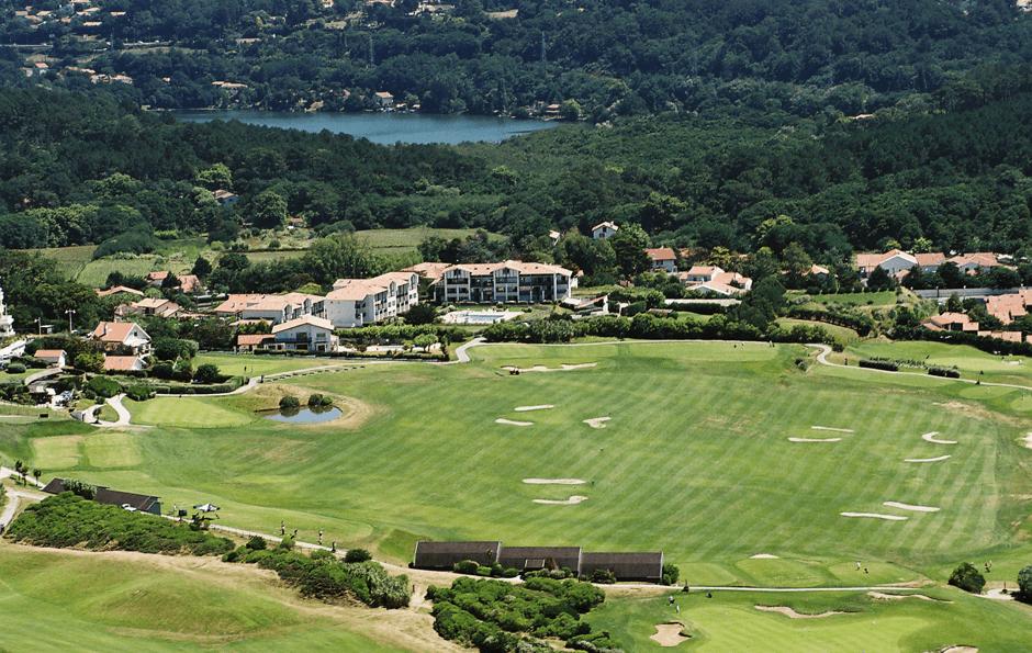 Résidence mer et golf Ilbarritz