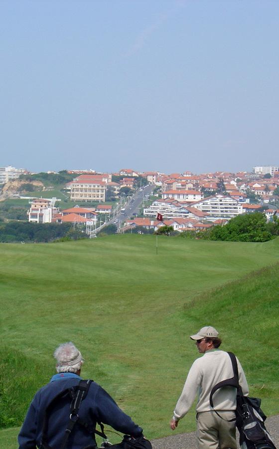 Stage de golf premier parcours